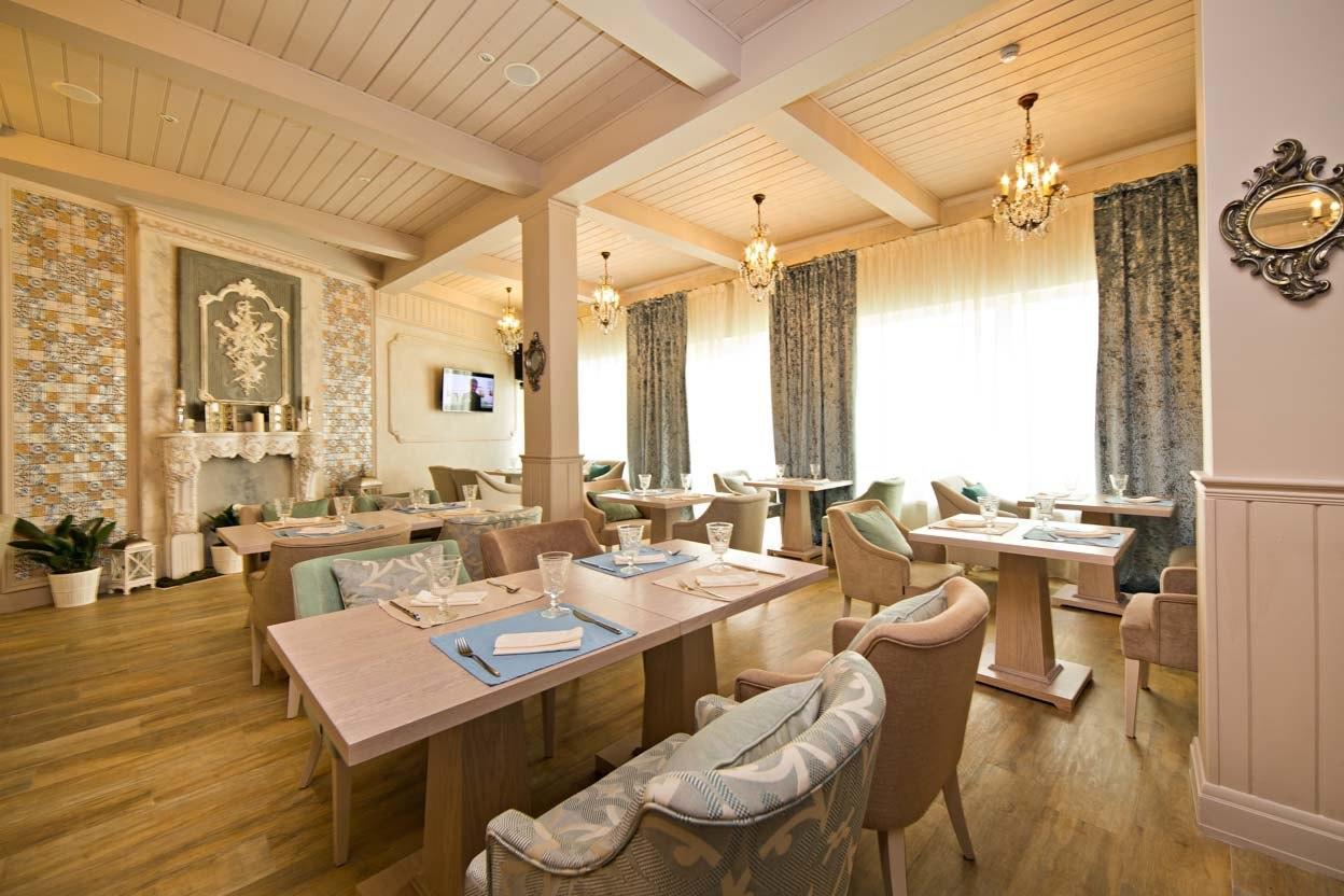 Итальянский Ресторан Вилладжио (Villaggio) фото 6