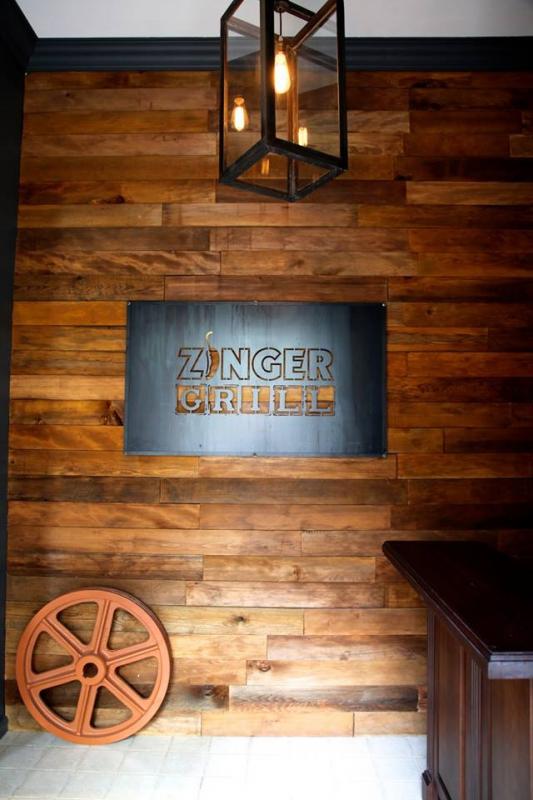 �������� Zinger Grill (������ �����) ���� 6