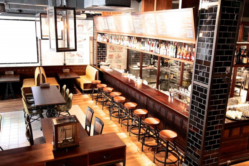 Ресторан Zinger Grill (Зингер Гриль) фото 4