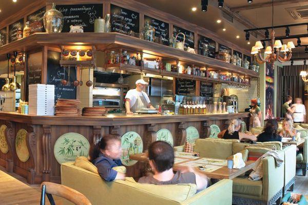 Итальянский Ресторан Песто Кафе на Новокузнецкой фото 1