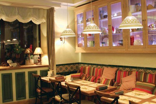 Итальянский Ресторан Песто Кафе на Новокузнецкой фото 6