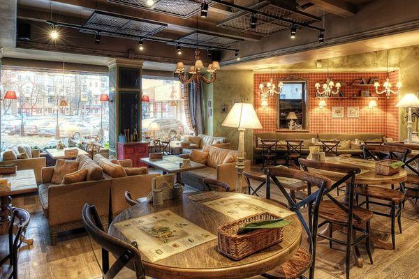 Итальянский Ресторан Песто Кафе на Новокузнецкой фото 8