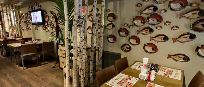 Кафе Оки Доки на Университете фото 4