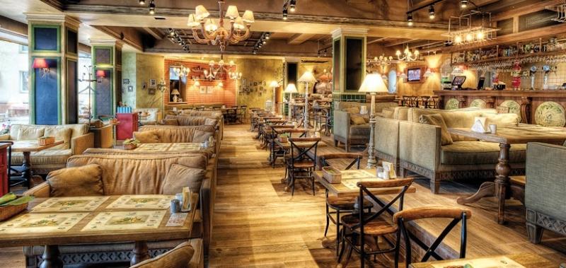 Итальянский Ресторан Песто Кафе на Менделеевской фото