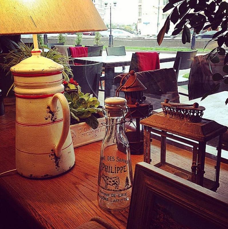 Итальянский Ресторан Песто Кафе на Павелецкой фото 3