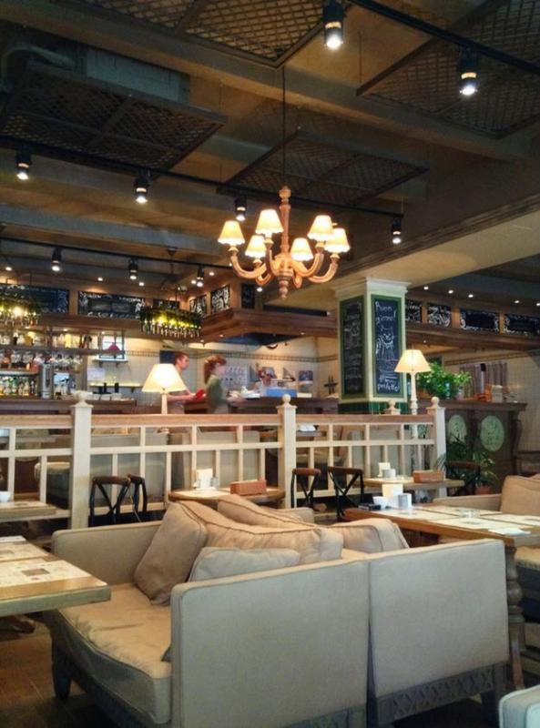 Итальянский Ресторан Песто Кафе на Павелецкой фото 4