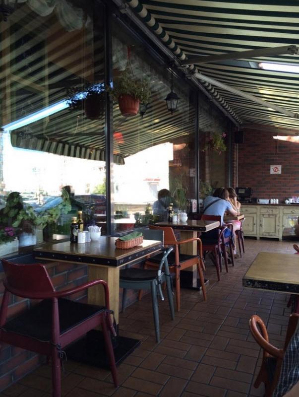 Итальянский Ресторан Песто Кафе на Павелецкой фото 6