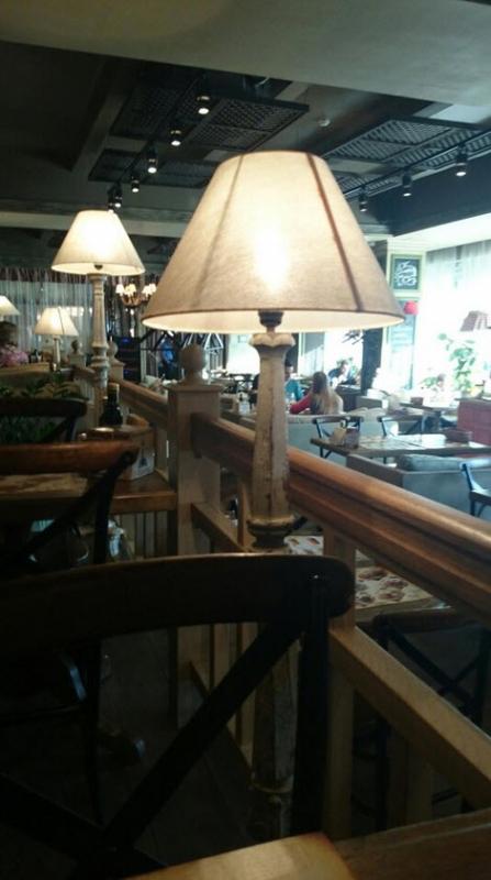 Итальянский Ресторан Песто Кафе на Павелецкой фото 1