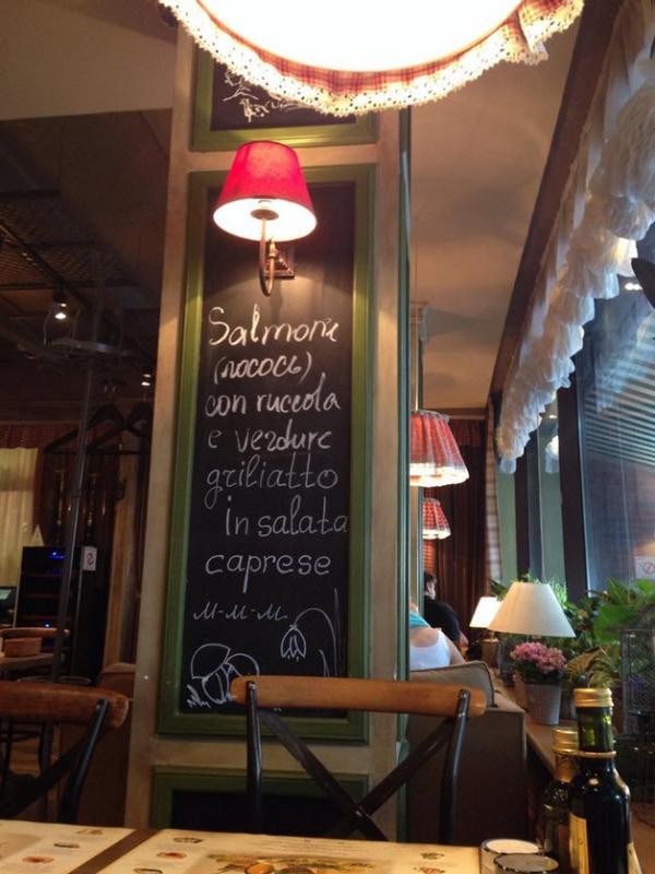 Итальянский Ресторан Песто Кафе на Павелецкой фото 7