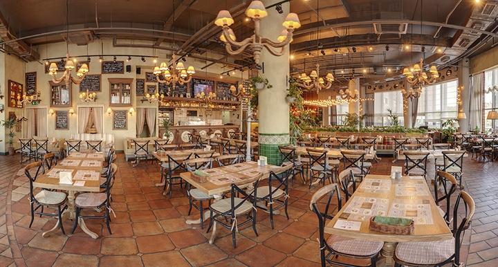Итальянский Ресторан Песто Кафе на Сходненской фото 1