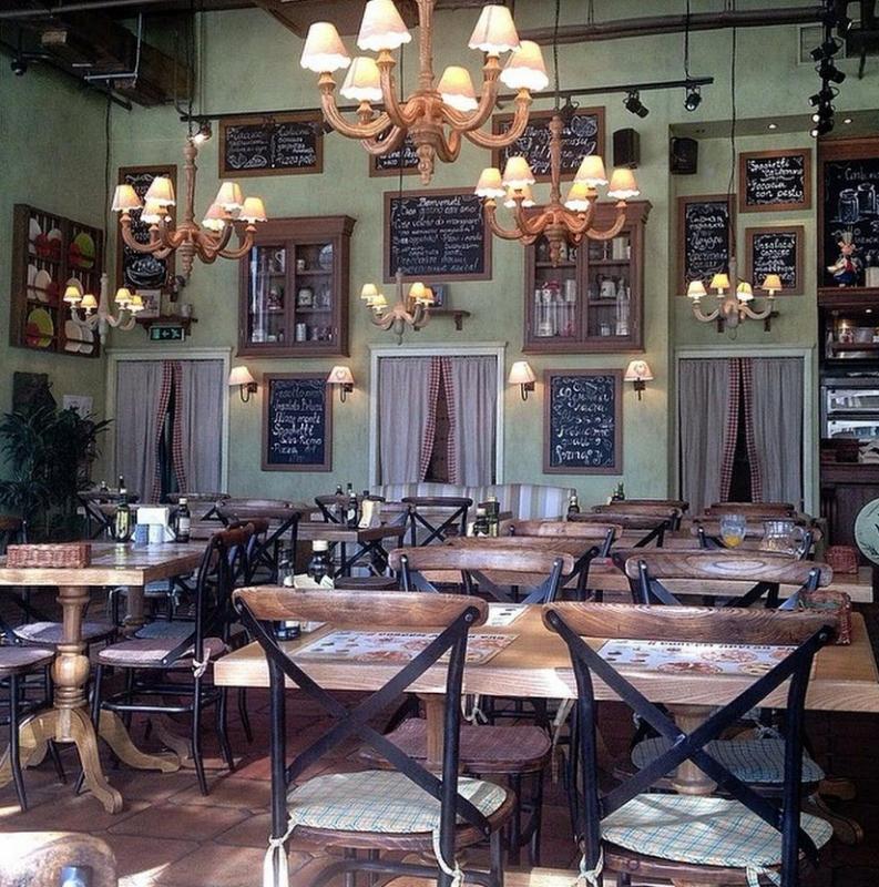 Итальянский Ресторан Песто Кафе на Сходненской фото 2