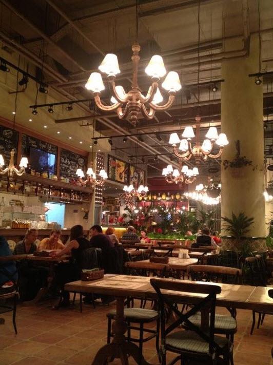 Итальянский Ресторан Песто Кафе на Сходненской фото 4