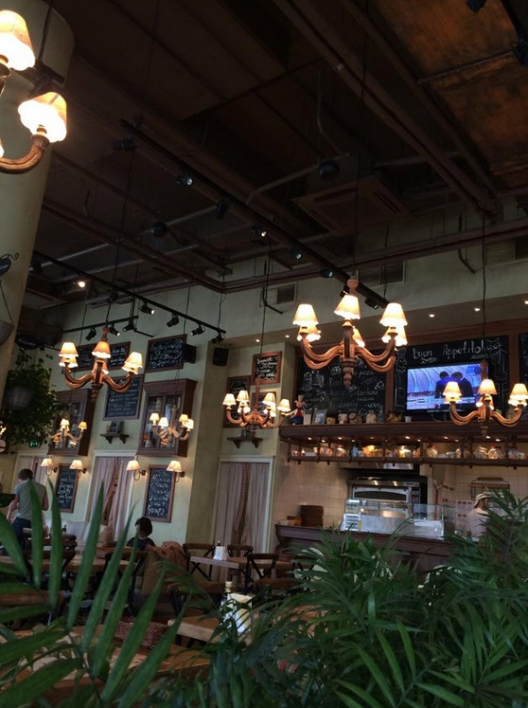Итальянский Ресторан Песто Кафе на Сходненской фото 6