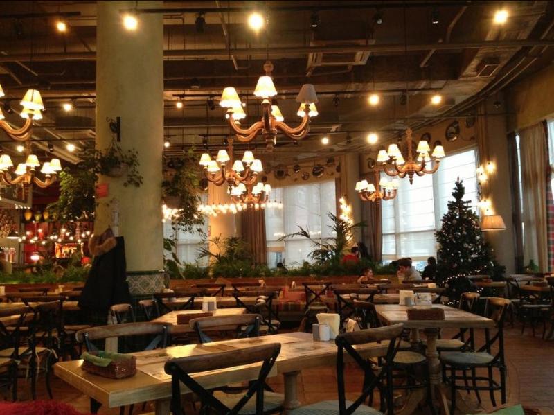 Итальянский Ресторан Песто Кафе на Сходненской фото 9