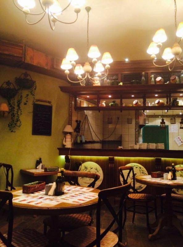 Итальянский Ресторан Песто Кафе на Юго-Западной фото 4