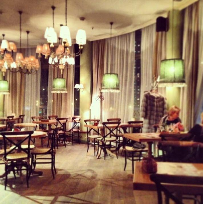 Итальянский Ресторан Песто Кафе на Юго-Западной фото 5