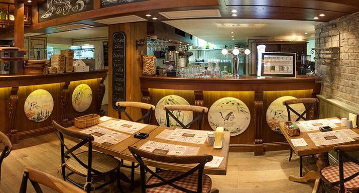 Итальянский Ресторан Песто Кафе на Университете фото 7