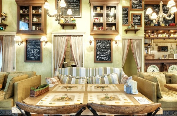 Итальянский Ресторан Песто Кафе на Университете фото