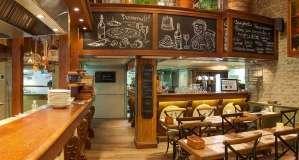 Итальянский Ресторан Песто Кафе на Университете фото 5