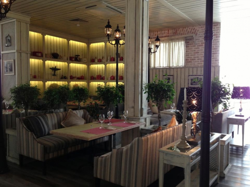 Итальянский Ресторан Florentini City Cafe (Флорентини Сити) фото 4