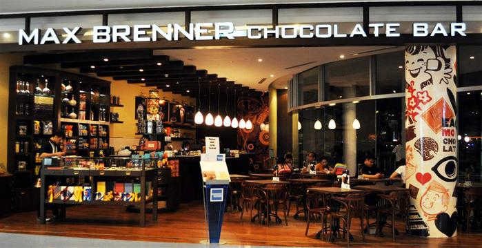 Бар Max Brenner Chocolate Bar фото 3