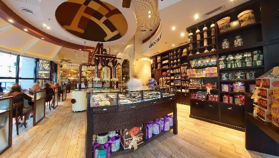 ��� Max Brenner Chocolate Bar ���� 6