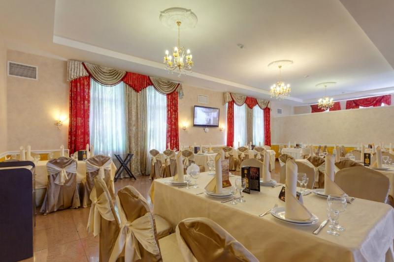 Ресторан Малаховский Очаг фото 1