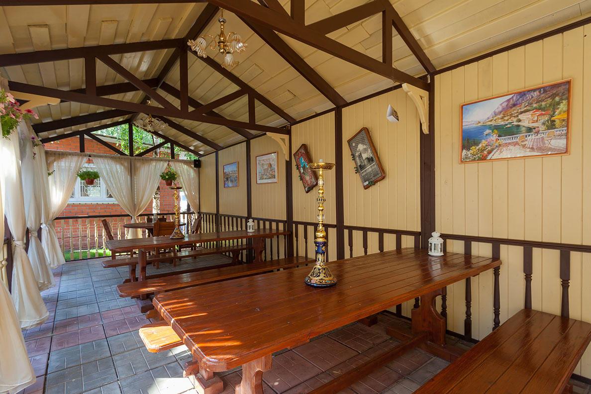 Ресторан Малаховский Очаг фото 45