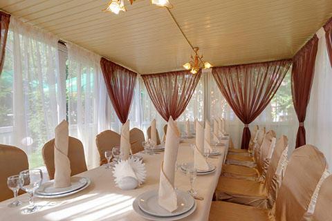 Ресторан Малаховский Очаг фото 61