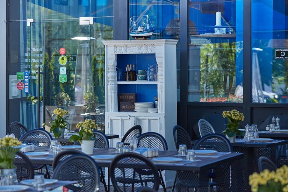 Греческий Ресторан Molon Lave (Молон Лаве) фото 5