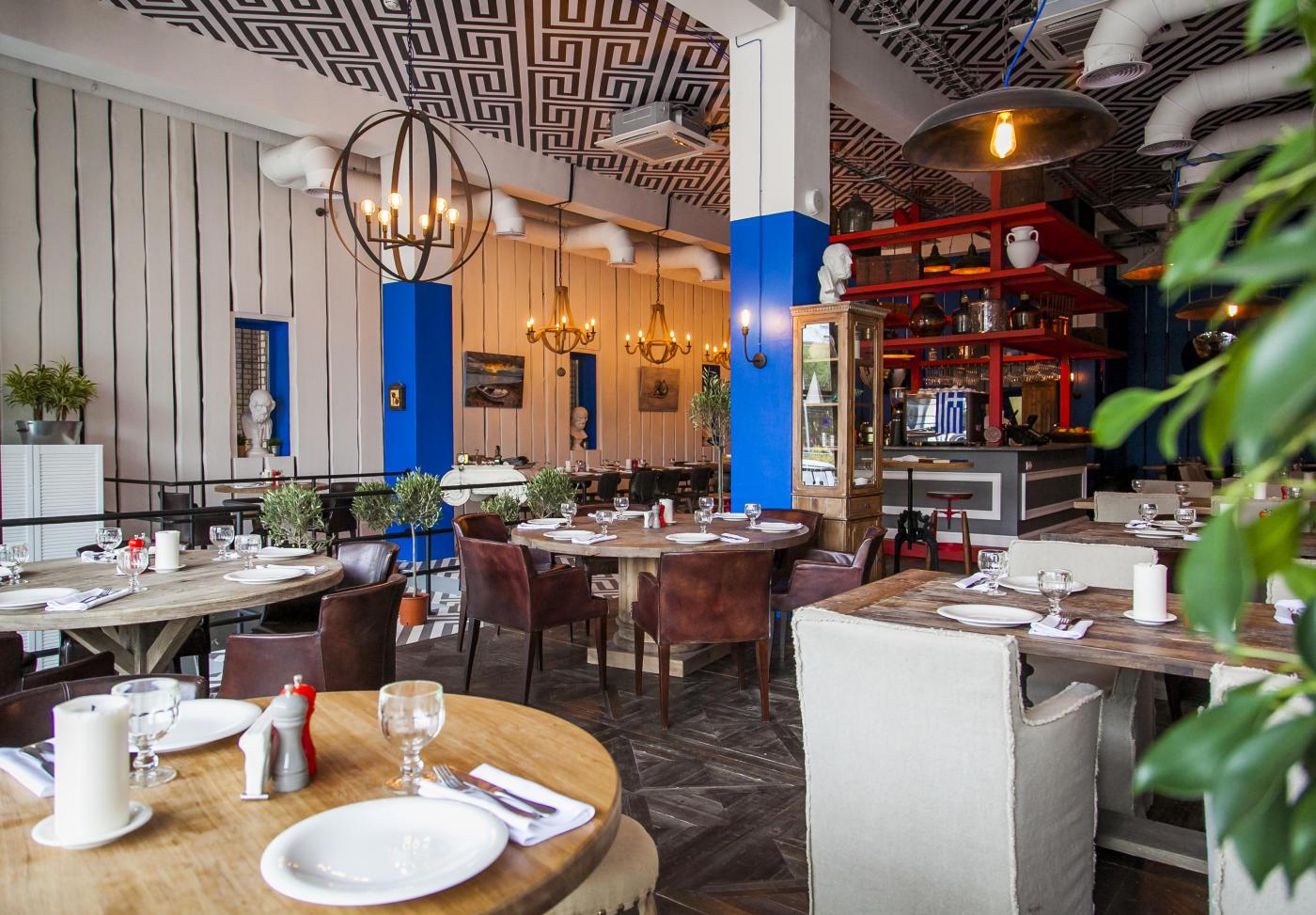 Греческий Ресторан Molon Lave (Молон Лаве) фото