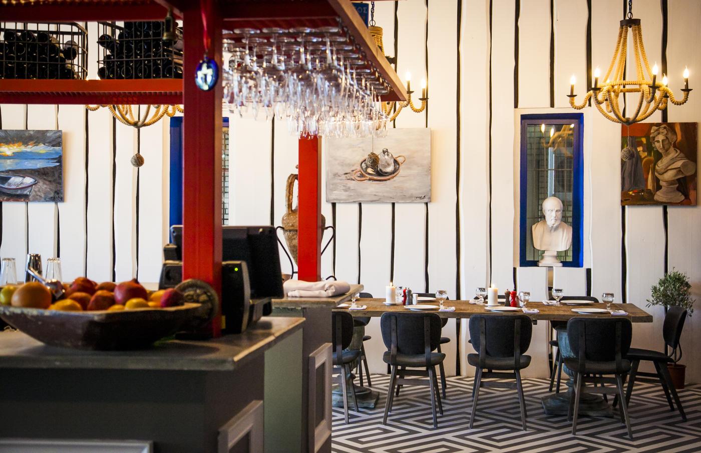 Греческий Ресторан Molon Lave (Молон Лаве) фото 13