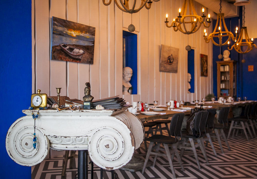 Греческий Ресторан Molon Lave (Молон Лаве) фото 14