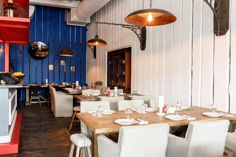 Греческий Ресторан Molon Lave (Молон Лаве) фото 16