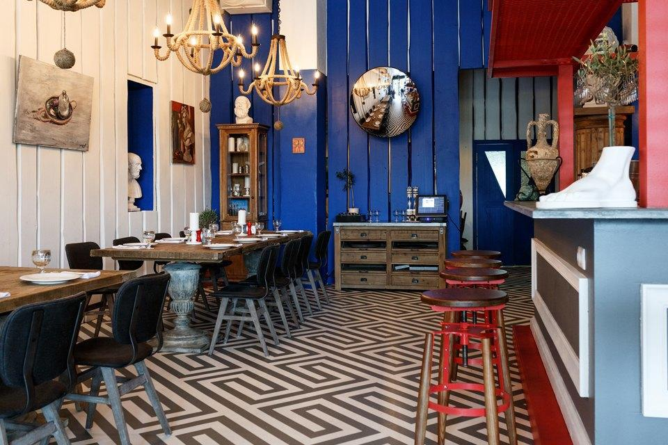 Греческий Ресторан Molon Lave (Молон Лаве) фото 18