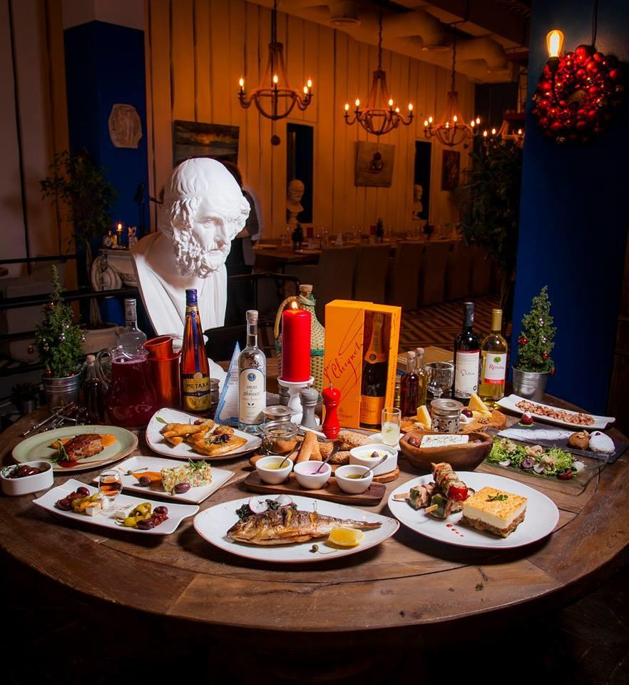 Греческий Ресторан Molon Lave (Молон Лаве) фото 20