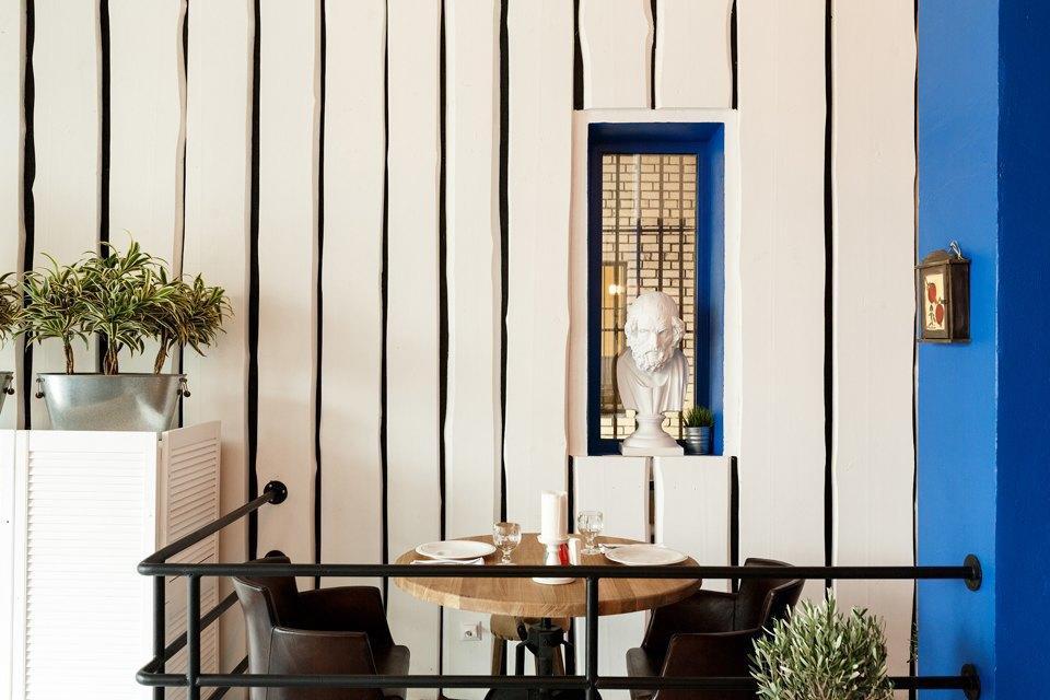 Греческий Ресторан Molon Lave (Молон Лаве) фото 26