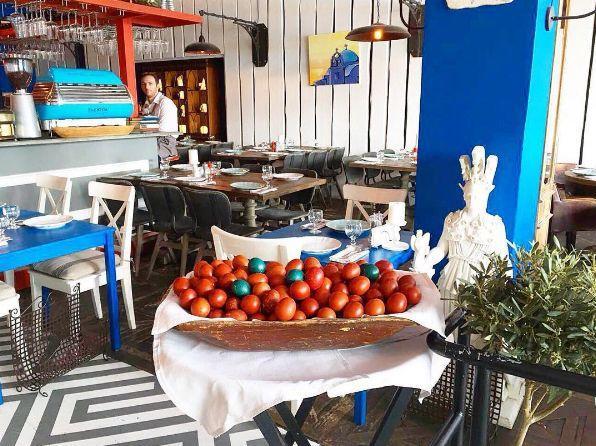 Греческий Ресторан Molon Lave (Молон Лаве) фото 29