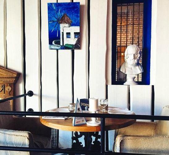 Греческий Ресторан Molon Lave (Молон Лаве) фото 31