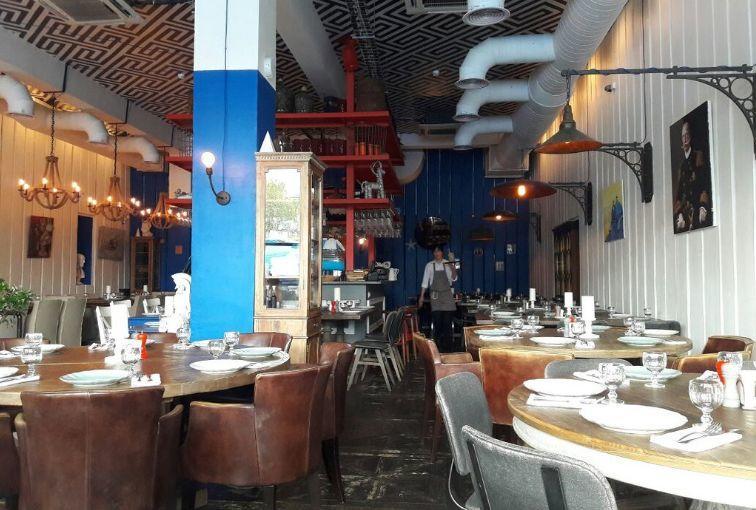 Греческий Ресторан Molon Lave (Молон Лаве) фото 33
