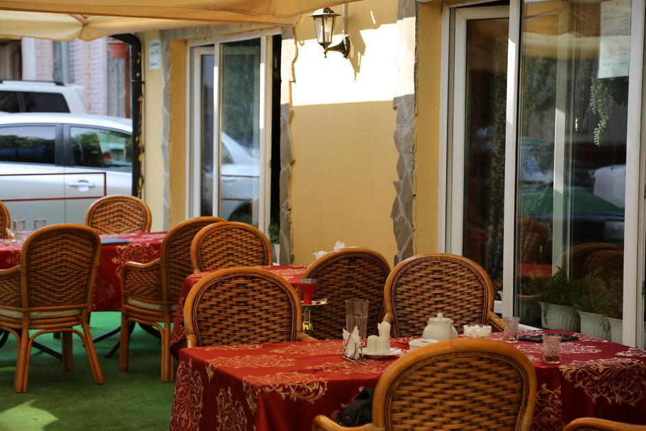 Кафе У Гоголя на Курской фото 2
