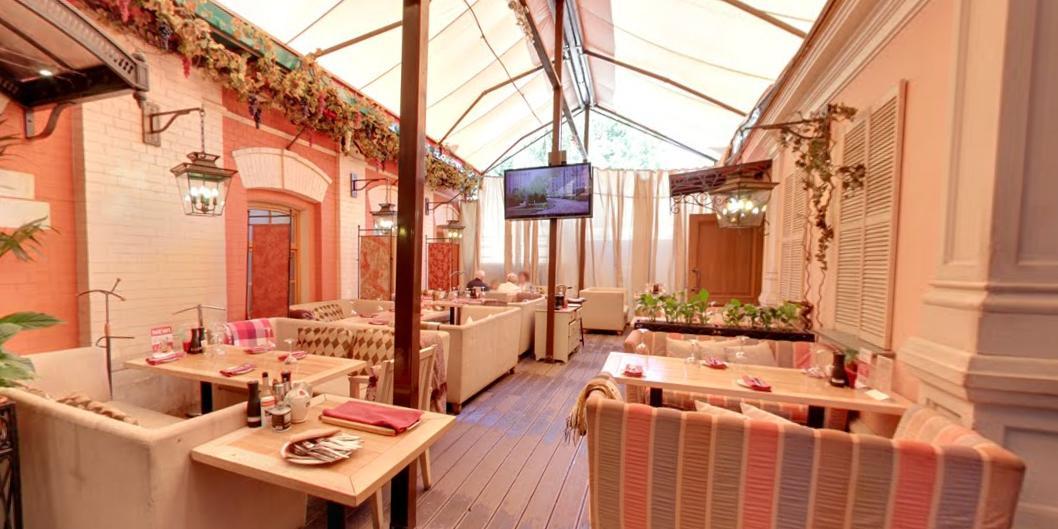 Стейк-хаус Ти-Бон на Полянке фото 8