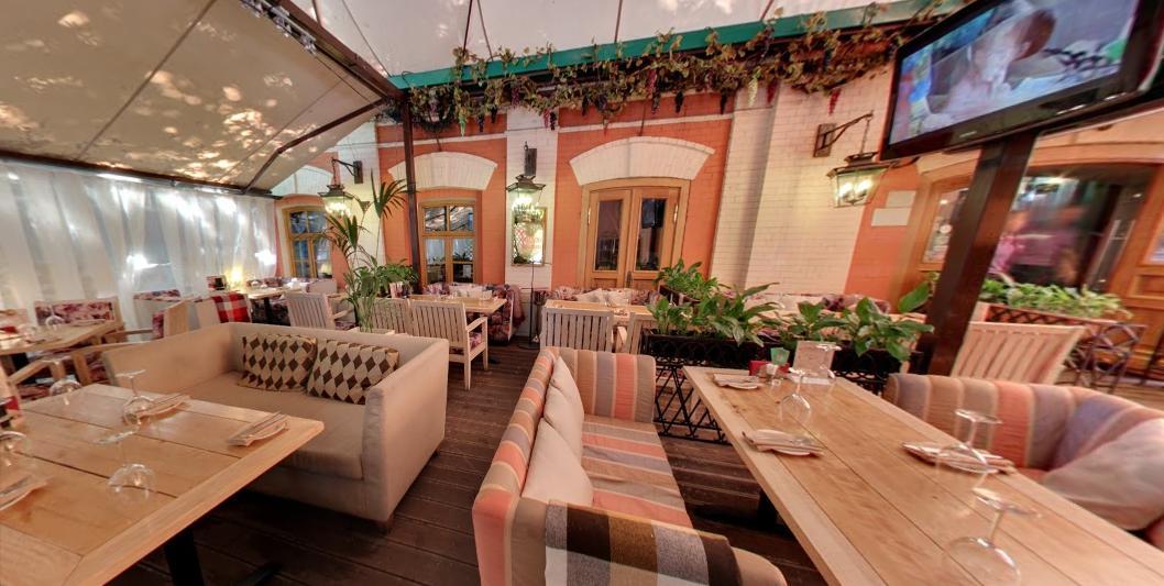 Стейк-хаус Ти-Бон на Полянке фото 18