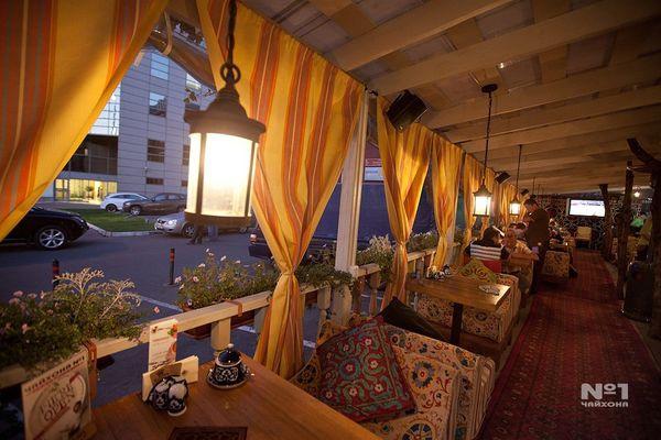 Ресторан Чайхона №1 на Цветном Бульваре (Садовая-Самотечная) фото 2