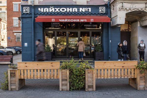 Ресторан Чайхона №1 на Цветном Бульваре (Садовая-Самотечная) фото 5