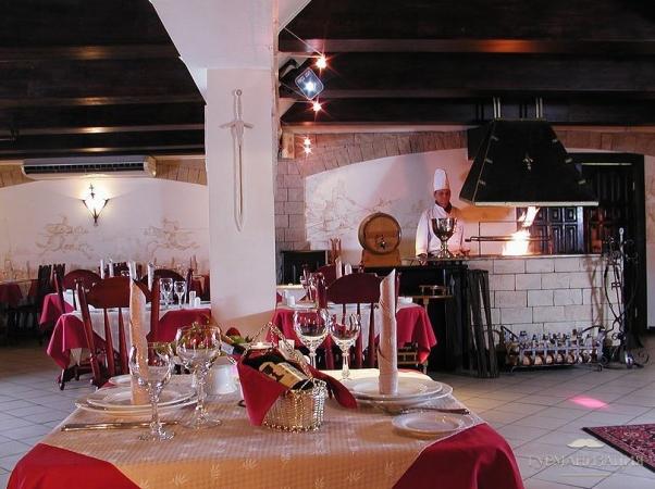Европейский Ресторан Чаша Грааля фото 1