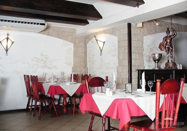 Европейский Ресторан Чаша Грааля фото
