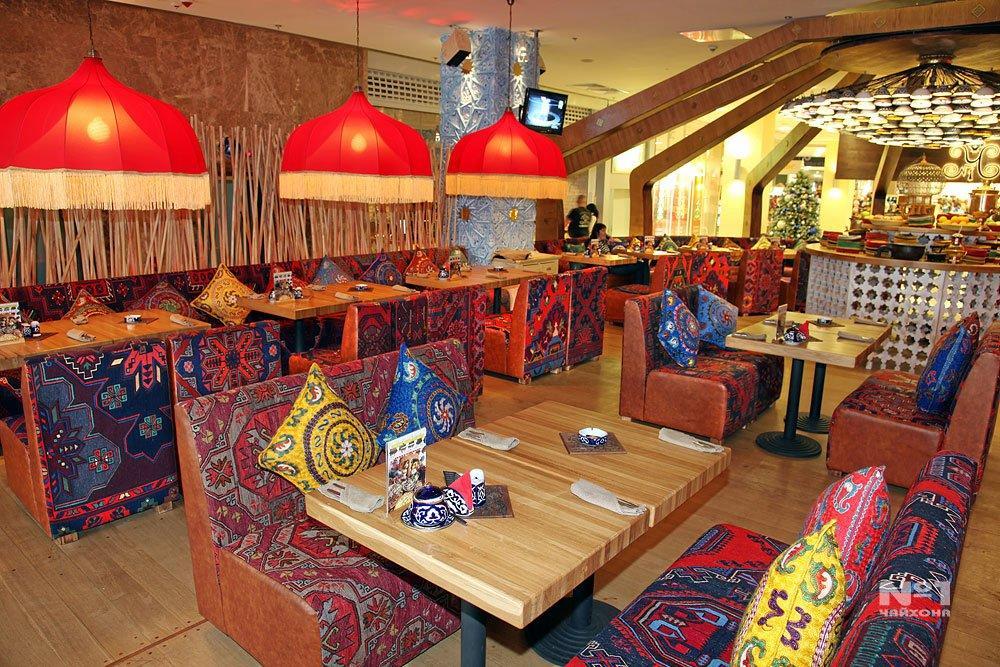 Восточный Ресторан Чайхона №1 на Киевской фото