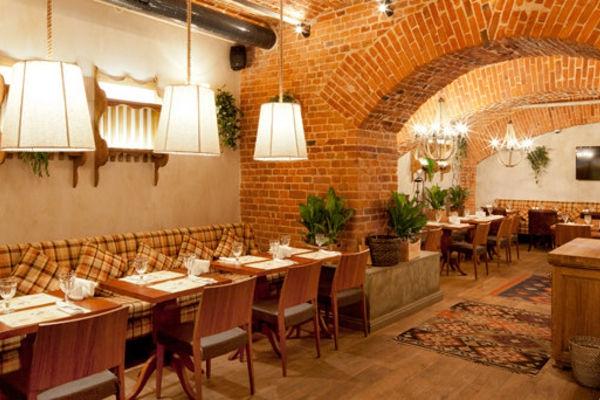 Кавказский Ресторан ДжонДжоли на Чистых Прудах фото 5
