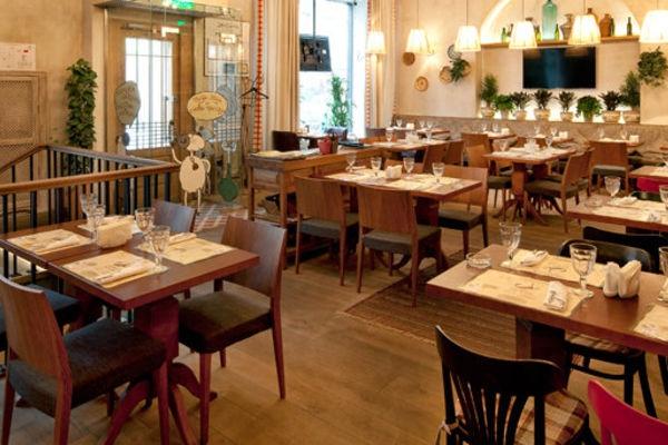 Кавказский Ресторан ДжонДжоли на Чистых Прудах фото